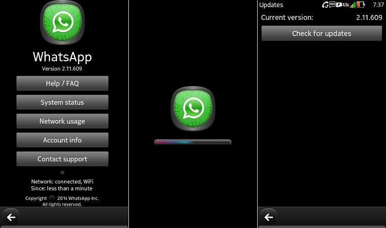 free download of whatsapp messenger for nokia e63
