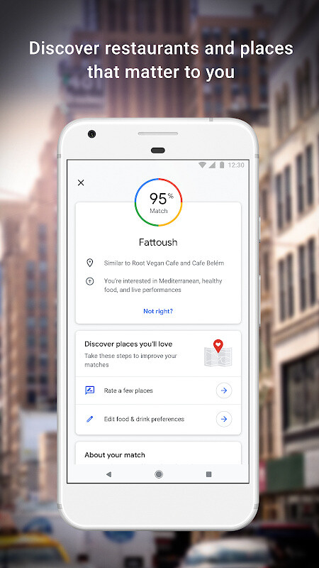 Maps - Navigate & Explore Free Sony Ericsson Xperia Arc S