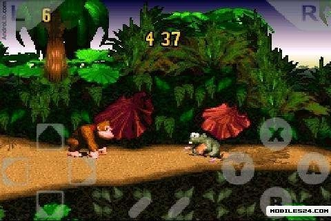 SNesoid (SNES Emulator) Free Android App download - Download the