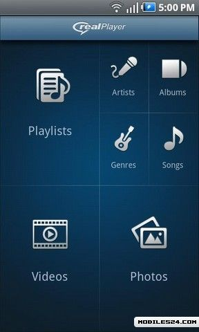 Real Player Free Sony Ericsson Xperia X8 App download - Download the