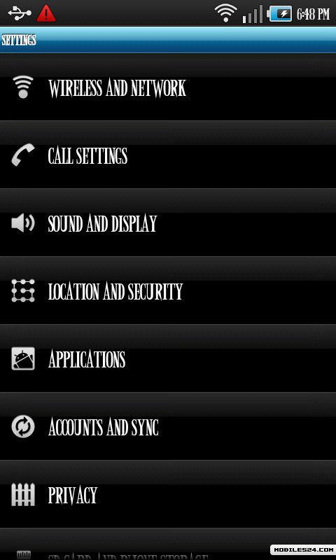 sony ericsson xperia x10 mini pro applications free download
