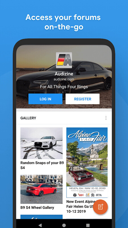Tapatalk - 100,000+ Forums Free Android App download