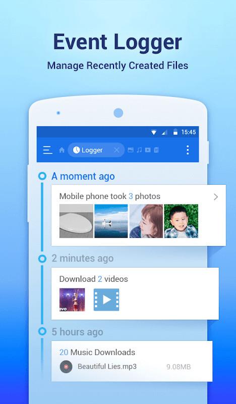 ES File Explorer File Manager Free LG G2x App download - Download