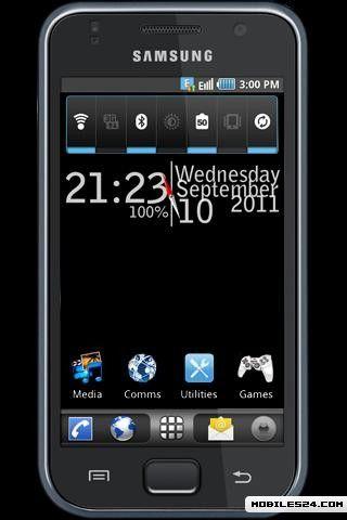 Clock Art Live Wallpaper Free T Mobile Sidekick 4g App Download