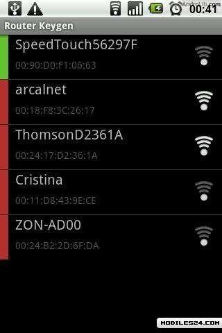 Программа для подбора паролей к большинству стандартных Wi-Fi роутеров