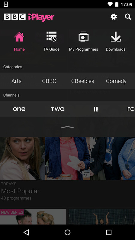 BBC iPlayer Free HTC Flyer App download - Download the Free