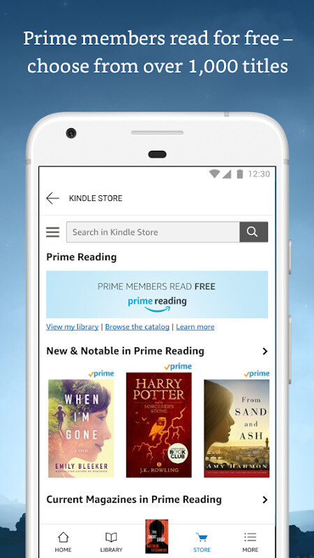 download kindle app android tablet