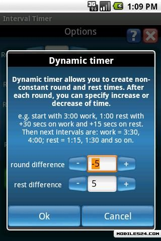 Interval Training Timer Free Samsung Galaxy S2 App download