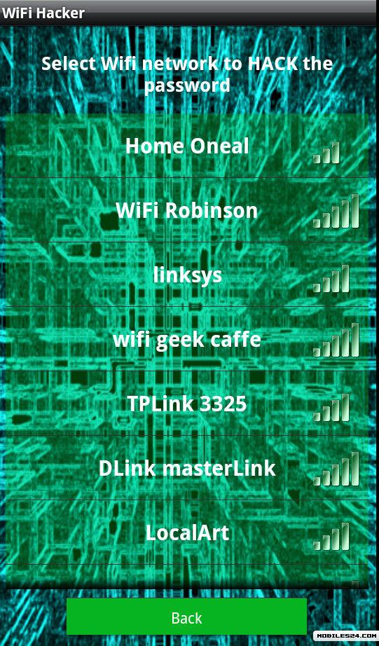 WiFi Hacker Free Samsung Galaxy S2 App download - Download