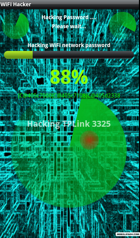 WiFi Hacker Free HTC Tattoo App download - Download the Free