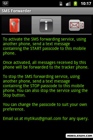 sms forwarder app free download