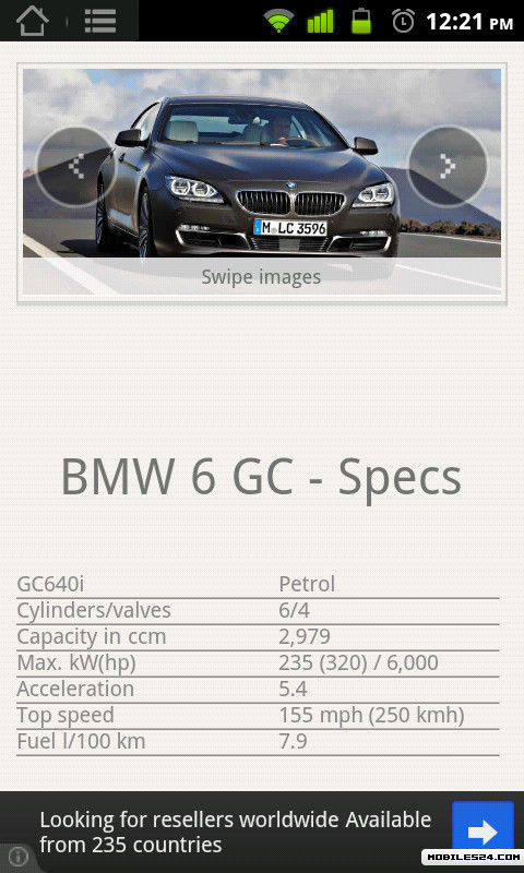 bmw ultimate guide free samsung galaxy ace plus app. Black Bedroom Furniture Sets. Home Design Ideas