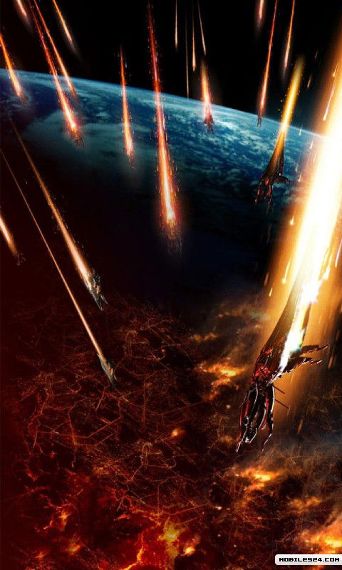 Mass Effect 3 Live Wallpaper ...