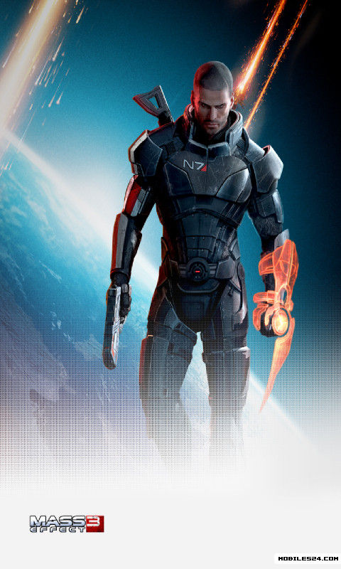 Mass Effect 3 Live Wallpaper Free Android App download