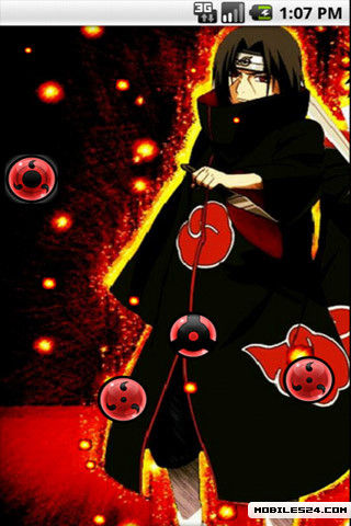 Sasuke Itachi Sharingan Live Wallpaper Sasuke Itachi Sharingan Live Wallpaper