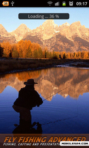 Fly fishing free android app download download the free for Fly fishing apps