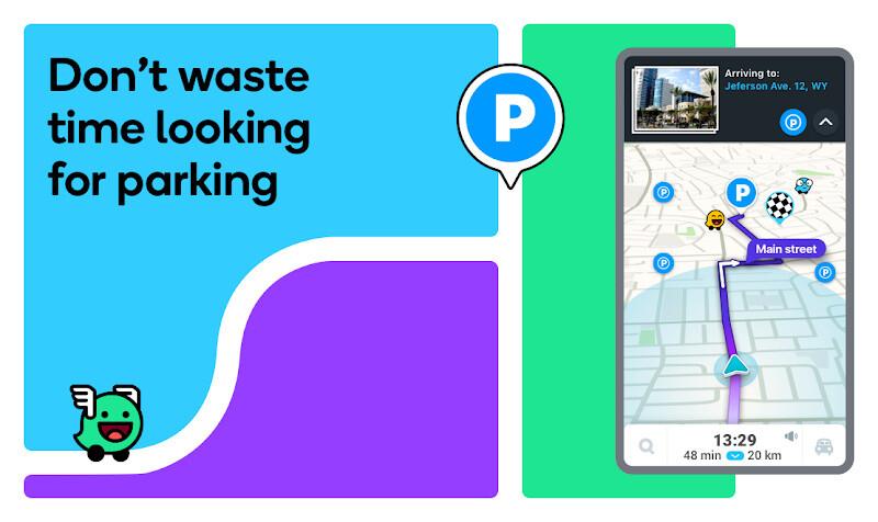 Waze - GPS, Maps, Traffic Alerts & Live Navigation Free