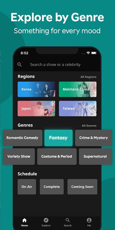 Viki: TV, Movie, Music, KDrama Free Samsung Galaxy Y Duos