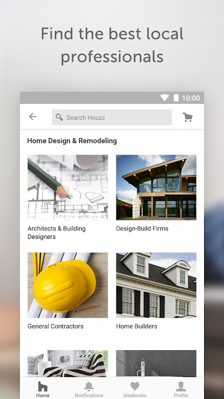 Houzz interior design ideas free android app download Houzz design app