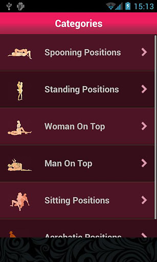 App for sex positions