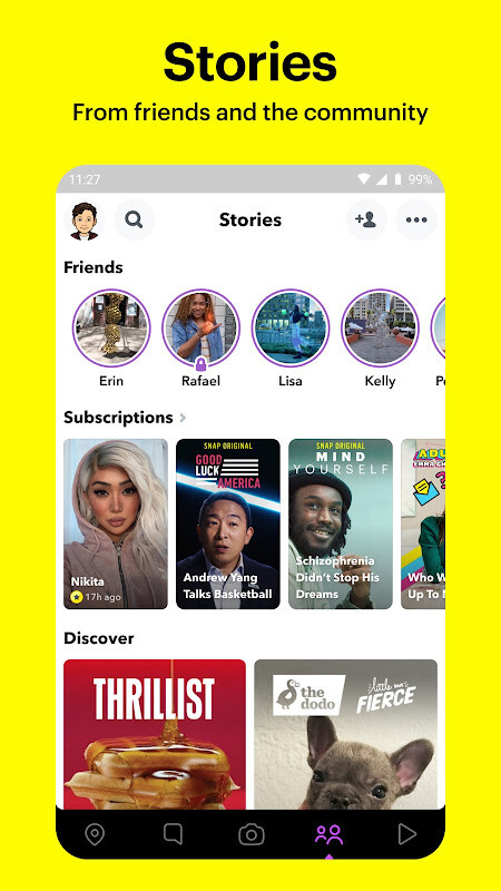 Snapchat Free Samsung Galaxy Ace App download - Download the