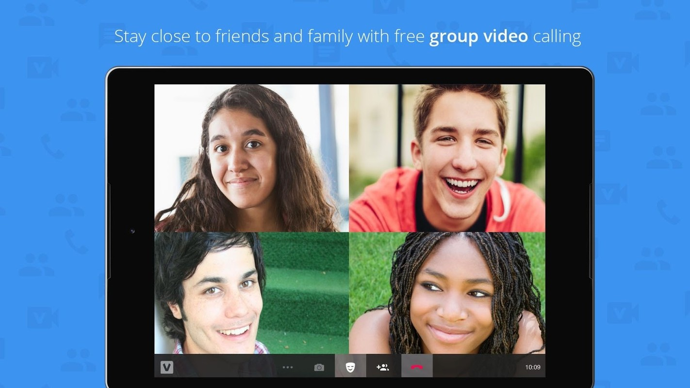 ooVoo Video Calls, Messaging & Stories Free Android App download