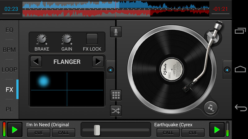 dj software download for android phone