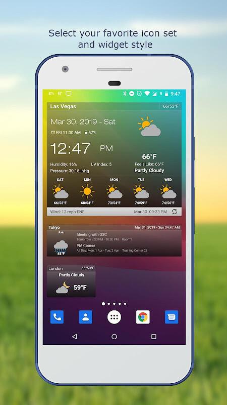 samsung galaxy s3 weather widget download