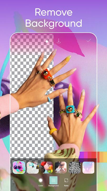 PicsArt Photo Editor: Pic, Video & Collage Maker Free HTC
