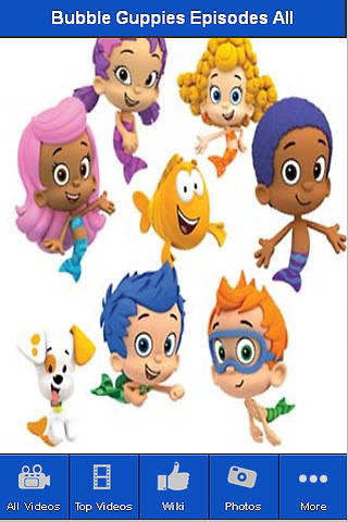 Bubble Guppies Episodes All Free Android App download