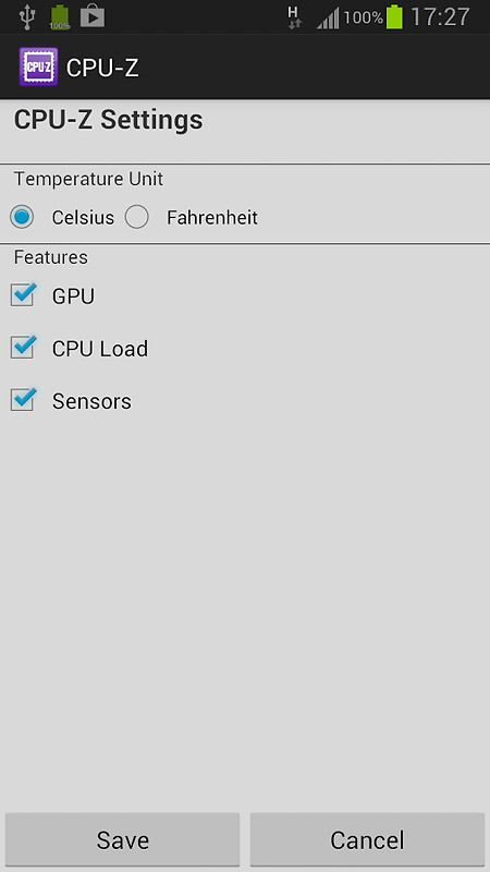 CPU-Z Free HTC Velocity 4G App download - Download the Free CPU-Z