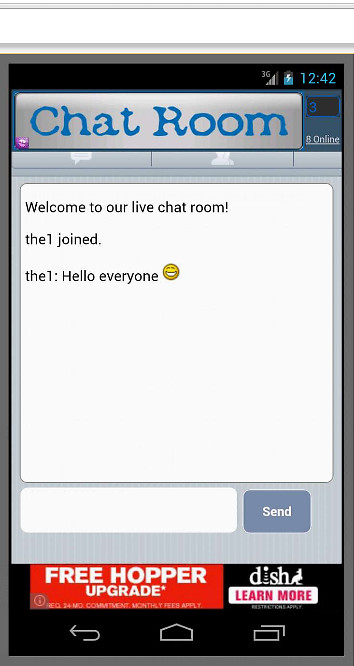 chat room live chat free chat room free android app the 17461