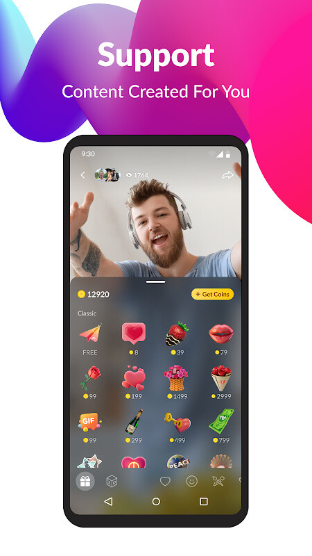 Tango - Live Video Broadcast Free Android App download - Download