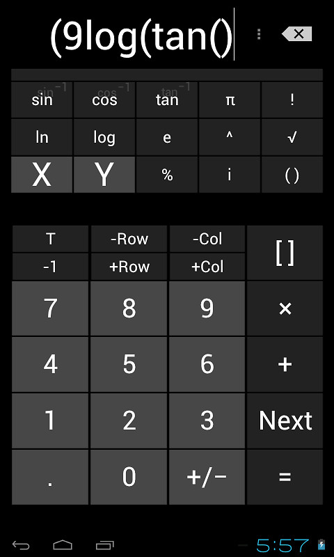 how to create a calculator app in android