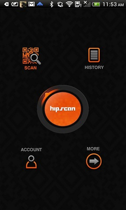 Hipscan: QR Code Generator Free Android App download
