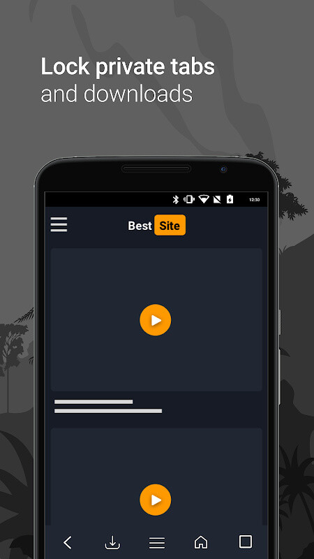 Downloader & Private Browser Free Android App download