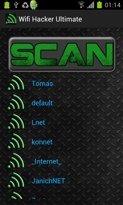 Wifi Hacker ☆ Free Android App download - Download the ...