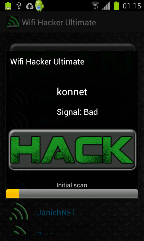 Wifi Hacker ☆ Free Android App download - Download the Free Wifi