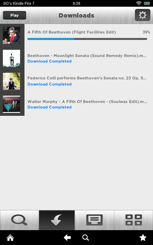 SoundCloud Downloader & Player Free Android App download - Download