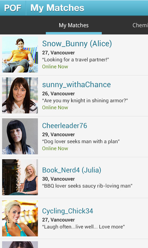 Saucy online dating