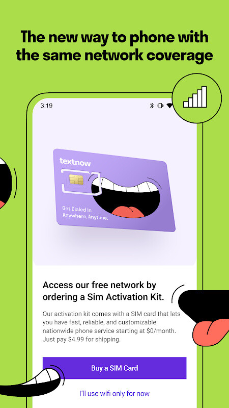 textnow app download for android