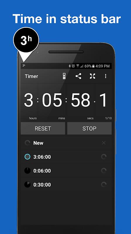 Stopwatch & Timer Free Samsung Galaxy Y App download