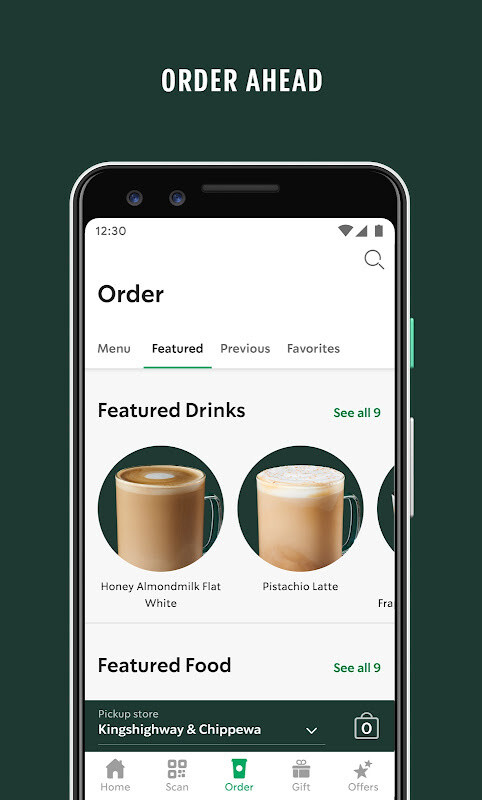 Starbucks Free Android App download - Download the Free