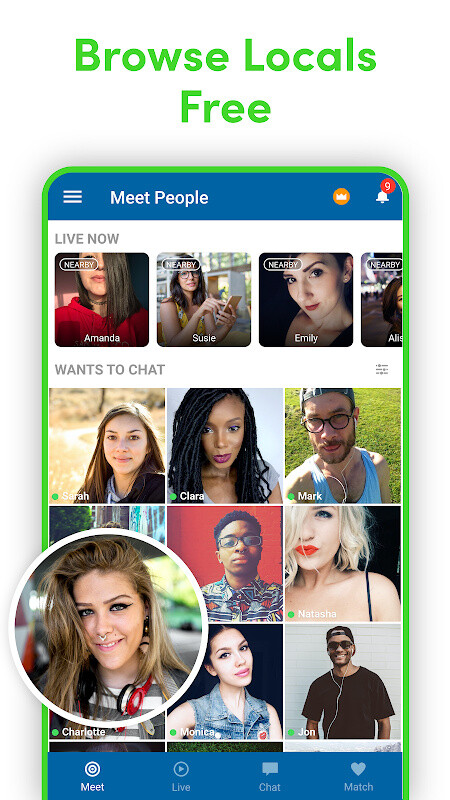 SKOUT - Meet, Chat, Go Live Free Samsung Galaxy S2 Duos App download