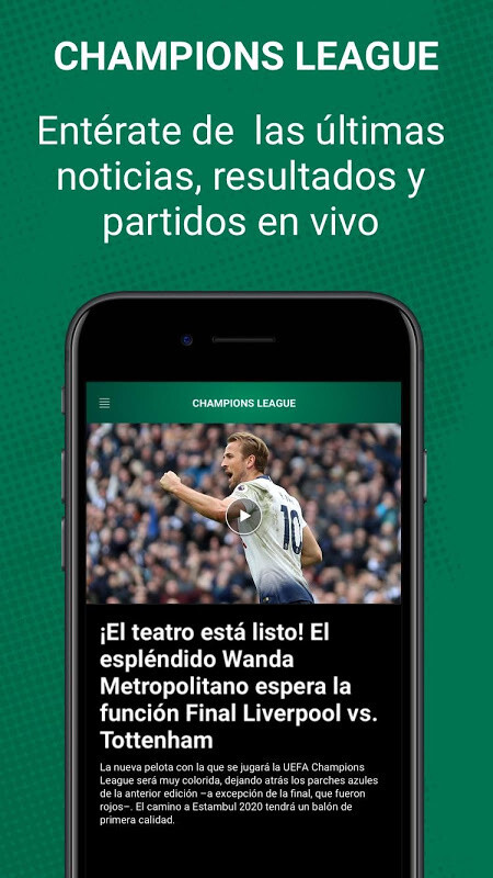 Univision Deportes: Liga MX, MLS, live soccer Free Motorola