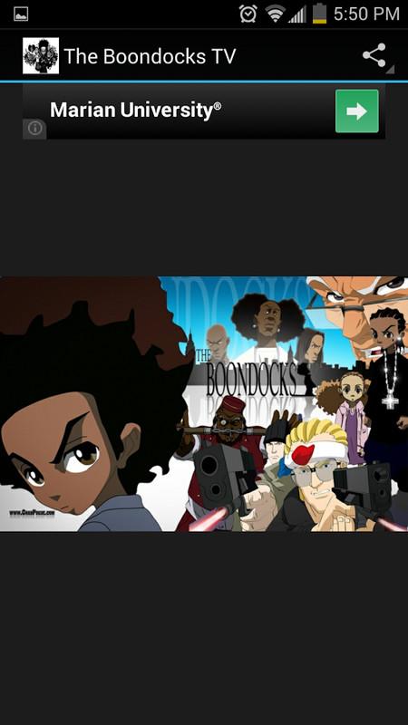 boondocks download season 3