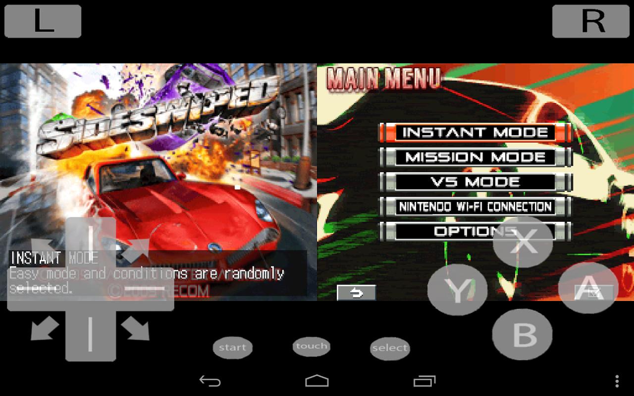 geNDS Emulator Free LG Optimus L3 App download - Download