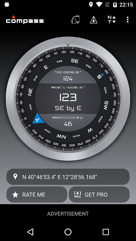 Compass Free HTC Desire C App download - Download the Free