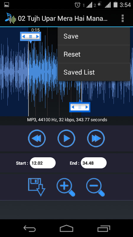 download free ringtone maker app for android