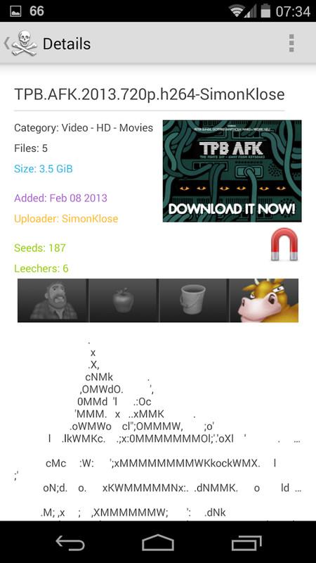 pirate bay free download app